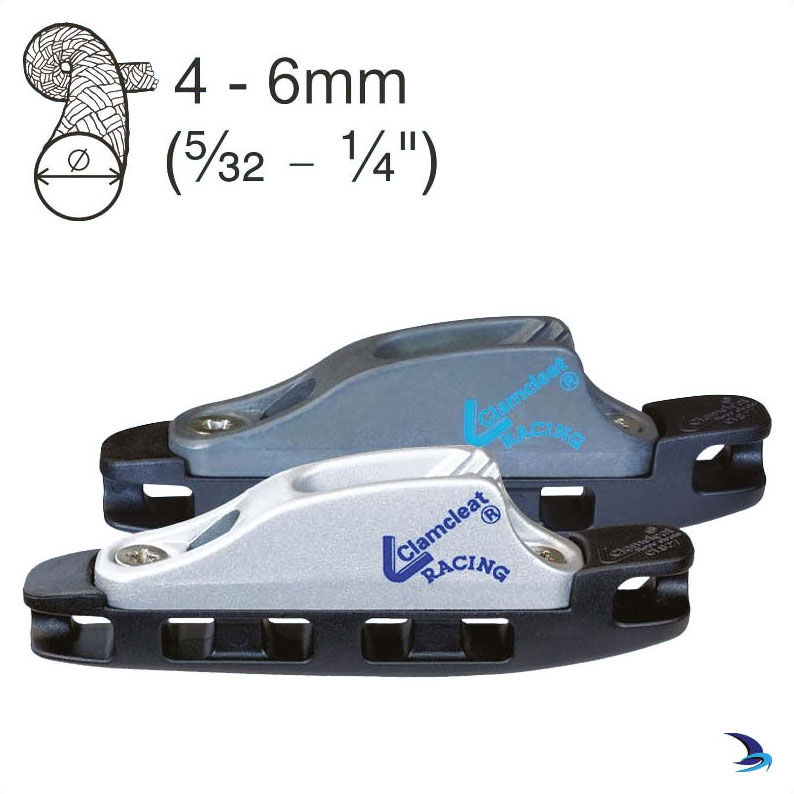 Clamcleat® - Aero Cleat with CL211 Mk1